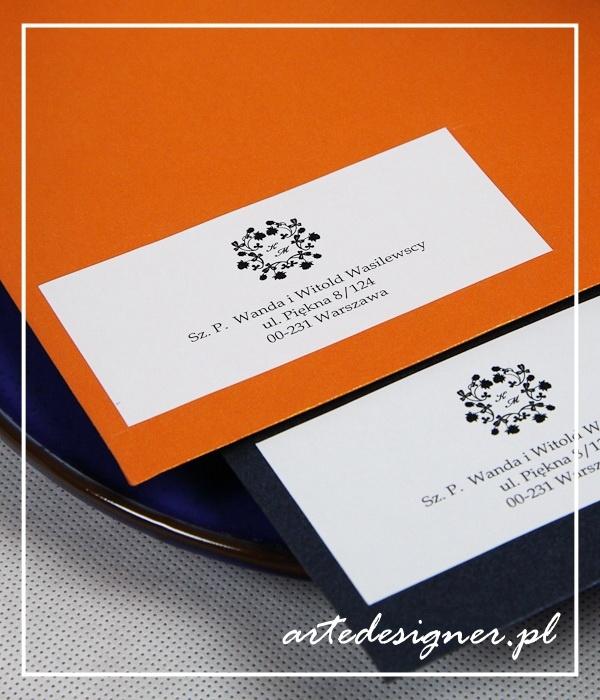 Personalizacja / adresowanie kopert