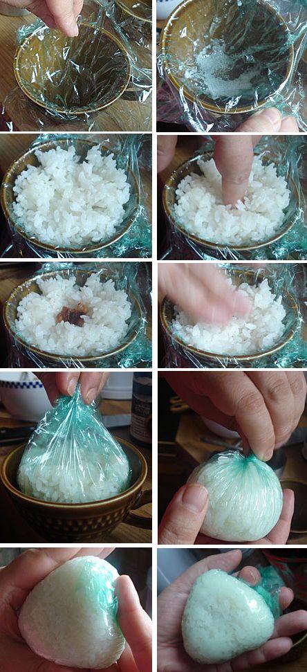 preparar_arroz_onigiri_bento