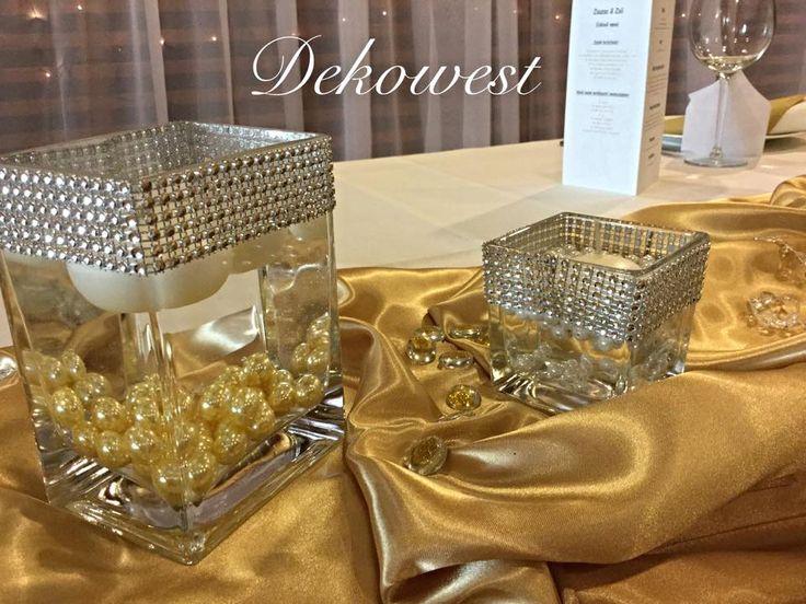 Arany asztaldekor