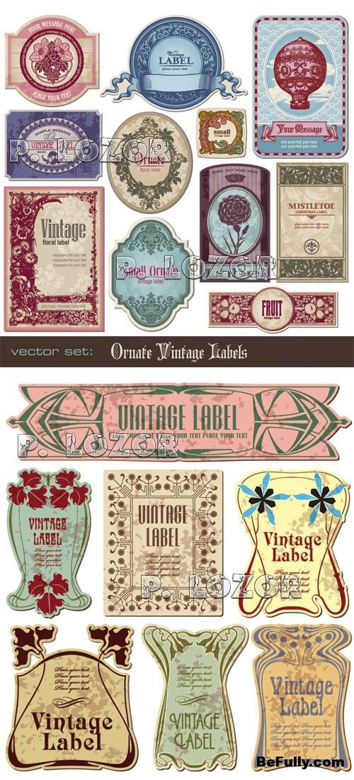 label graphics -- I am so grateful that gifted people share their talents with the rest of us!