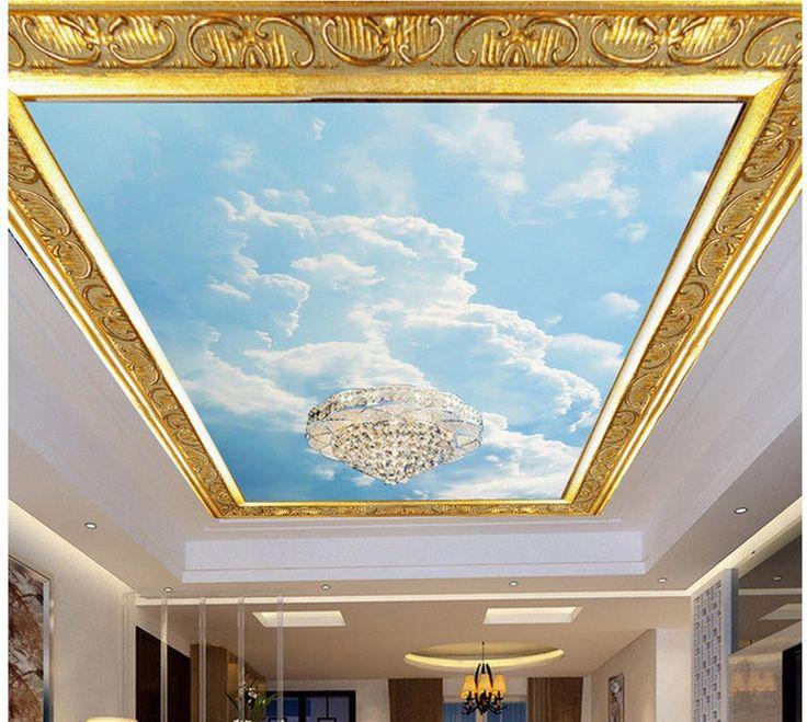 Best 25+ Ceiling murals ideas on Pinterest   Starry ...