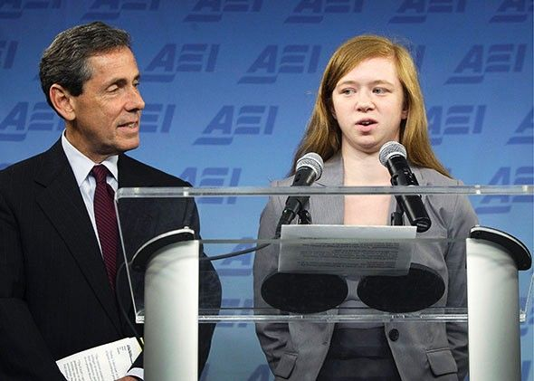 "In 2008, Abigail Fisher, who is white, sued the University of Texas–Austin for race discrimination. The school rejected her, and she blamed its affirmative action program, which considers race and ethnicity in a ""holistic review"" of certain candidates. ""There were people in my class with lower grades who weren't in..."