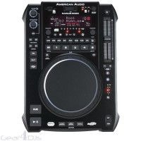 American Audio Radius 3000 Professional DJ CD MP3 Player CDJ - CD & Media Players - DJ Equipment - DJ & Sound | Gearooz