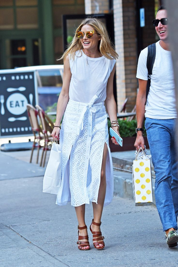6 End-of-Summer Outfits to Squeeze In Before Labor Day