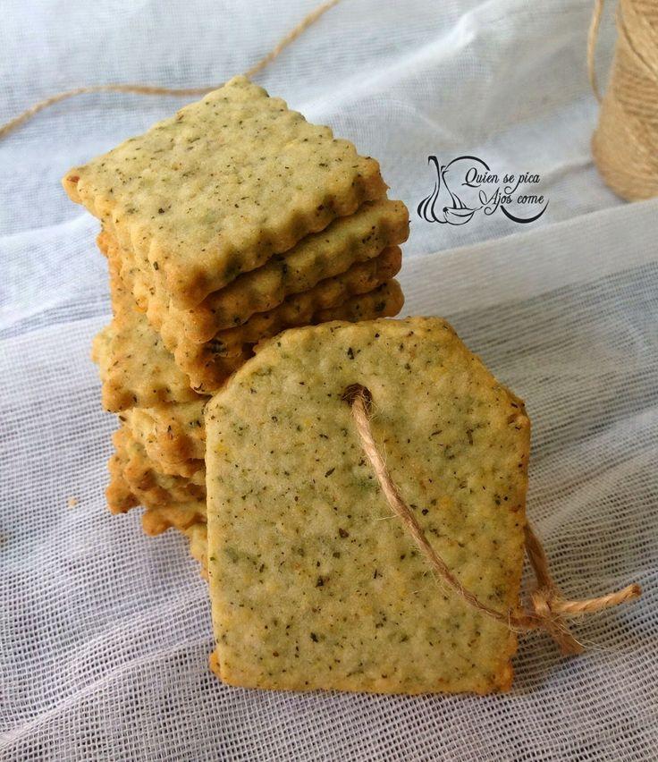Quien Se Pica Ajos Come : Galletas de Té Verde ~ Degustabox