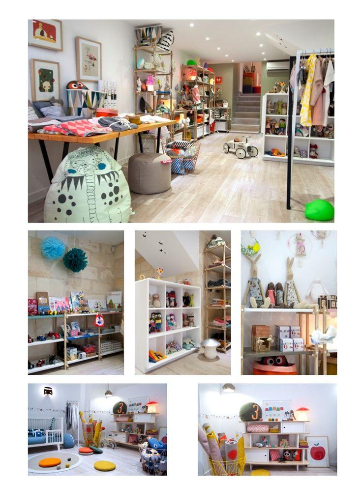 Perlin paon paon 45 rue des remparts bordeaux celebrity baby knit pint - Concept store bordeaux ...