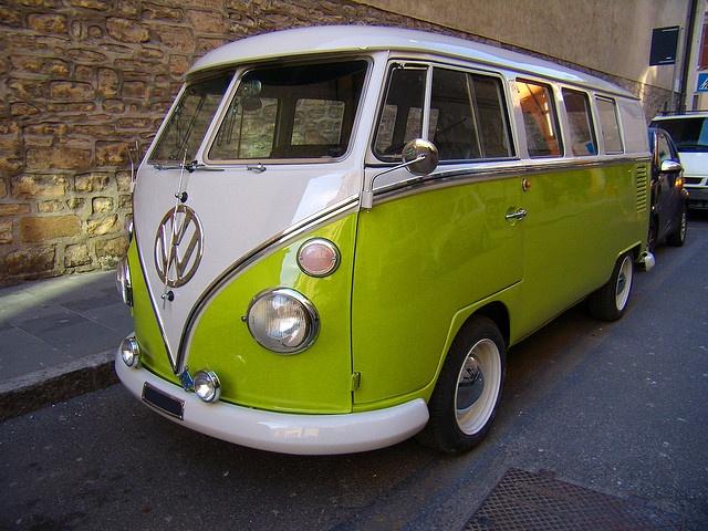 Volkswagen Transporter Bulli Kombi T1