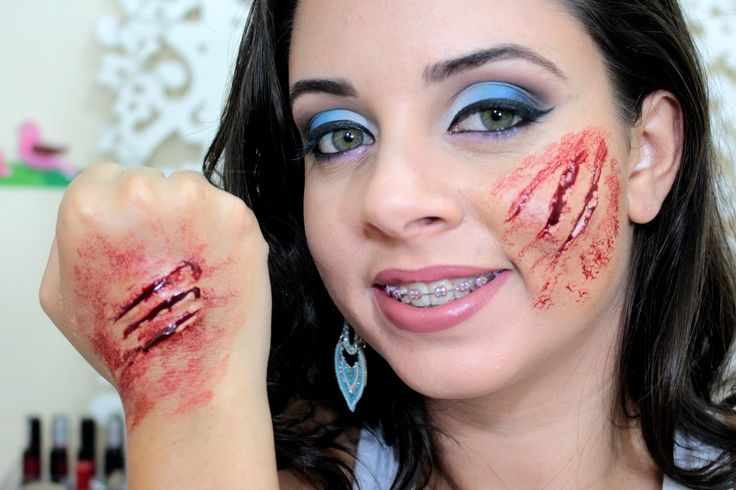 Massa para Maquiagem Artística Caseira - YouTube