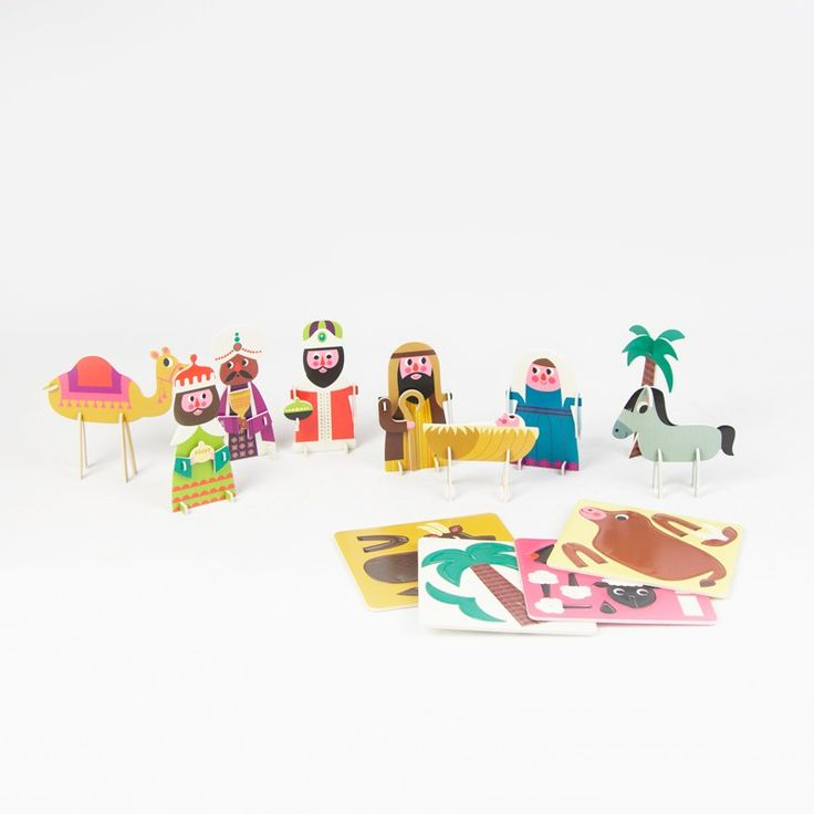 3D Puzzle OMM KRIPPE