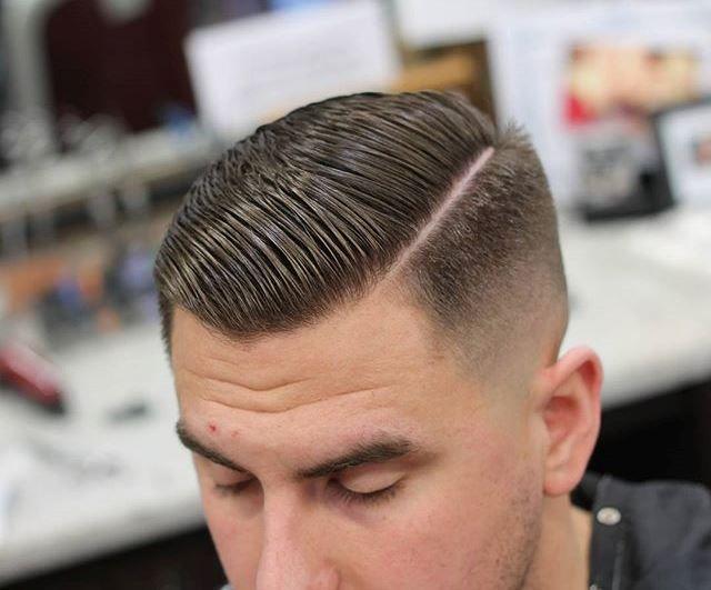 Brylcreem Hair Styles: Hair Cuts, Short