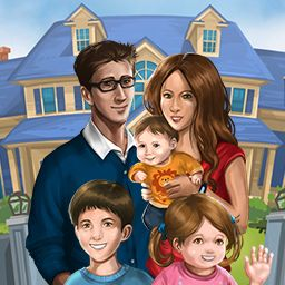 Acabo de jugar a Virtual Families 2 http://www.wildtangent.com/Games/virtual-families-2