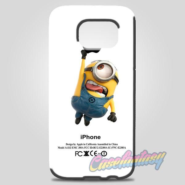Despicable Me Minion Avenger Samsung Galaxy Note 8 Case | casefantasy