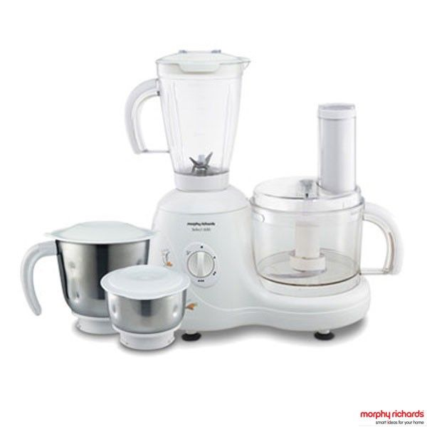 Morphy Richards Food Processor Select 600-Watts