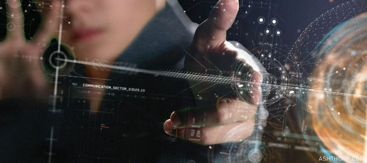 Ender's Game interface technology