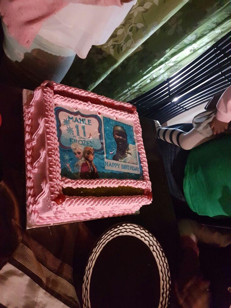 Mahle's Birthday