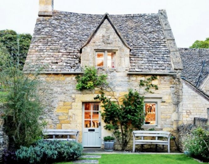 This is the most beautiful cottage you have ever seen!(Photos) | The re-el Secret www.there-elsecret.com