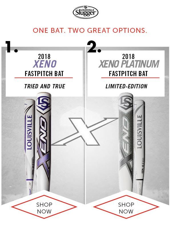 2019 Louisville Slugger XENO -11 Fastpitch Softball Bat