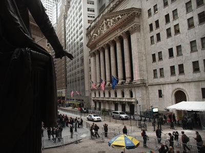 #OWS plans 'people's wall' outside #NY Stock Exchange for anniversary