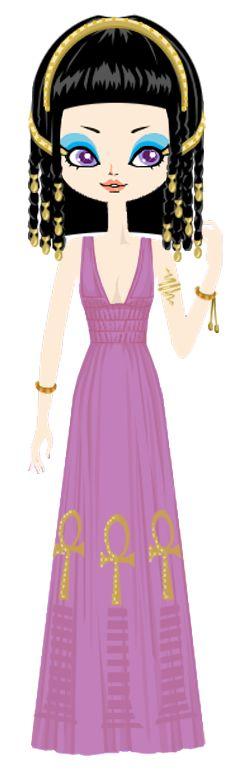 Cleopatra by marasop on DeviantArt