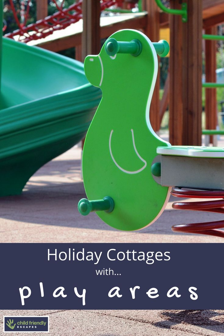 Keeping little ones happy on holiday can be a struggle, but some of our cottages offer extensive play areas both indoors and outdoors to keep kids happy. Click to view our properties ideal for kids.