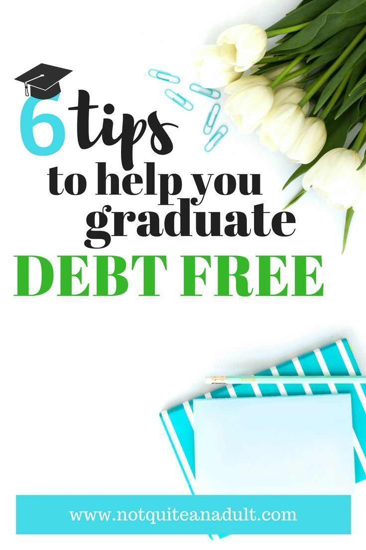 How To Graduate Debt Free Student Loans College Debt Relief Programs Paying Off Student Loans Debt Free