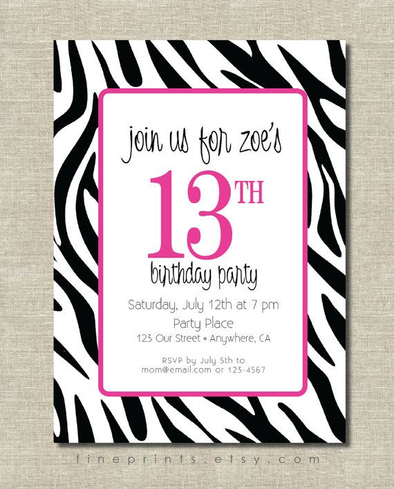 Best My Graphic Design Projects Images On Pinterest Graphic - Birthday invitation cards tumblr