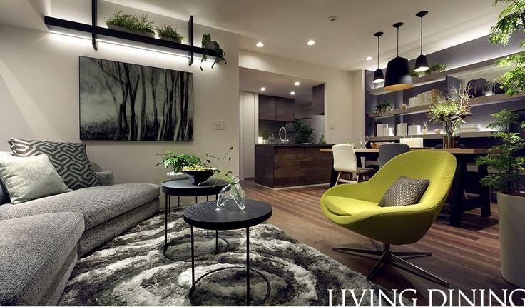 室内・モデルルーム - Brillia 文京江戸川橋|【アットホーム】新築マンション・分譲マンションの物件情報