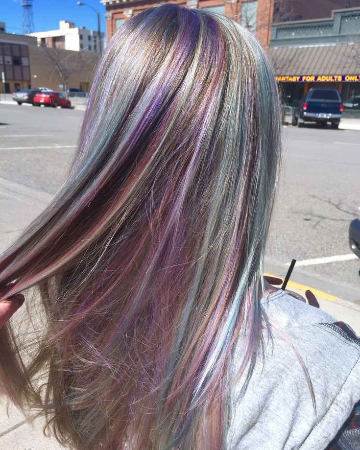 25 Best Ideas About Lavender Highlights On Pinterest