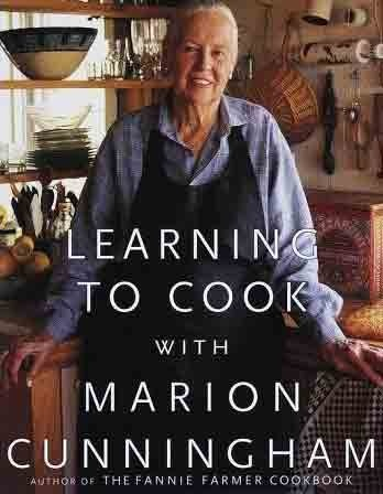 LINK TIME: GOODBYE, MARION CUNNINGHAMDelicious Cookbooks, Cooking Book, Reading, Legends Marion, Cookbooks Design, Food Legends, Learning, Marion Cunningham, Farmers Cookbooks