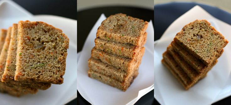 """Carrot Zucchini Bread (Baking with Lisa's) I like zucchini more than the average American, but I've always had a distaste for zucchini bread. In the summer, zucchini seems to be a word that's uttered with horror. Someone once told me, """"wher..."""