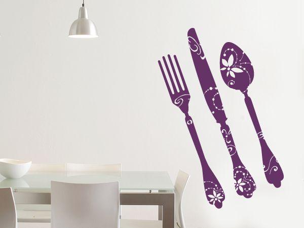 Andrea Haertwig (ahaertwig) on Pinterest - wandtattoos für küche