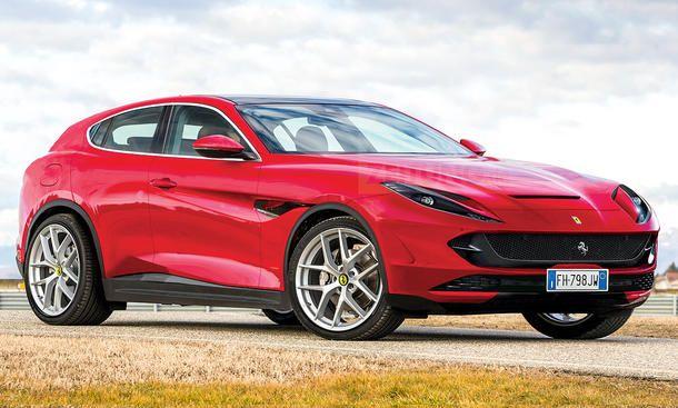 Ferrari Purosangue 2022 Preis Des Suv Autozeitung De Hogar