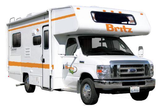 Motorhome Hire USA - Britz Campervan Hire USA, Motorhomes, RVs to Rent