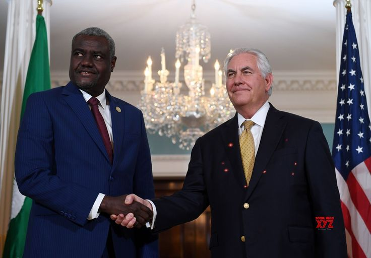 U.S. WASHINGTON D.C. AFRICAN UNION MEETING - Social News XYZ