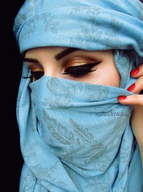 Beauty of #Hijab