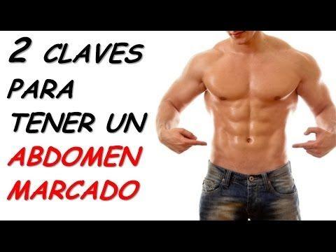 ABDOMEN MARCADO CON 4 EJERCICIOS DE CORE | RETO DE 5 SEMANAS - YouTube