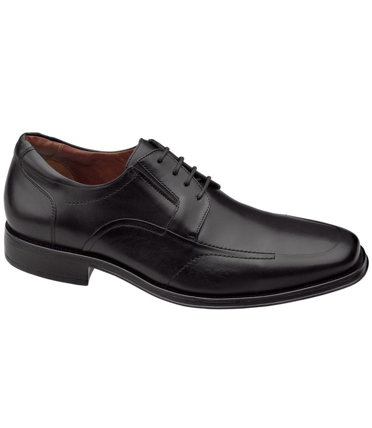 Lace Up Shoes for Men Oxfords, Derbies and Brogues On Sale, Black, Leather, 2017, 8 9.5 Seboy