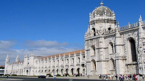 14 HARI – MOROCCO SPAIN PORTUGAL + CHRISTO REI (Mosteiro_dos_Geronimos)