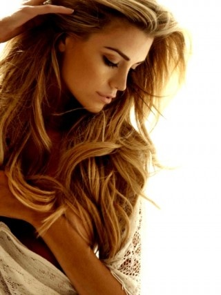 cant wait until my hair is this long and gorgeous