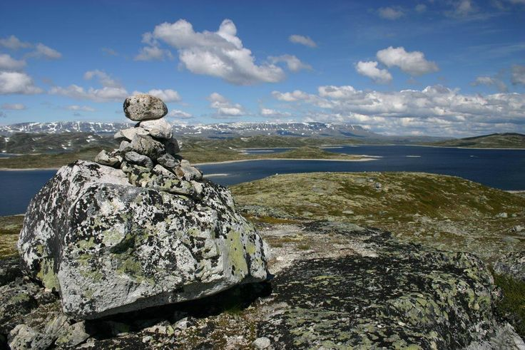 Hardangervidda National Park - Nore og Uvdal Municipality, Norway
