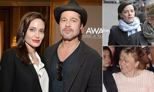 Angelina Jolie's advisers blamed for actress's marriage breakdown