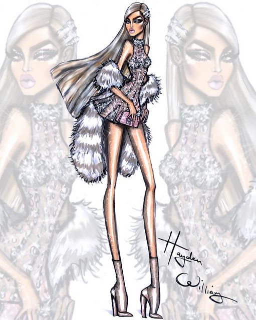 Glam Night Out: 'Dressed to Thrill' by Hayden Williams