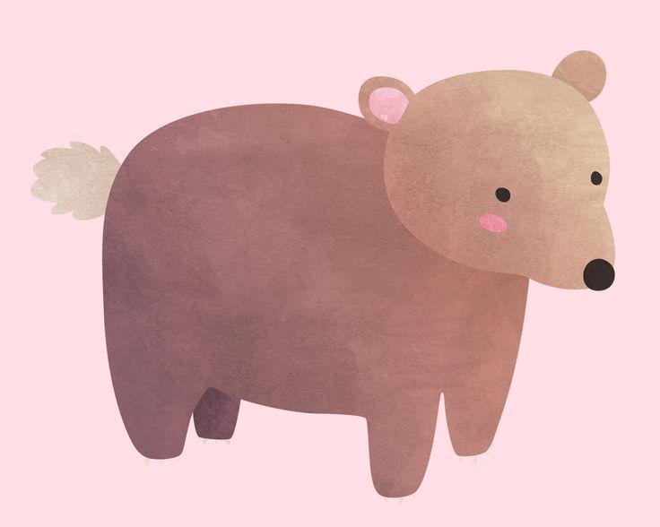 Le roi des ours et le souriceau - Une histoire courte pour dormir très vite.