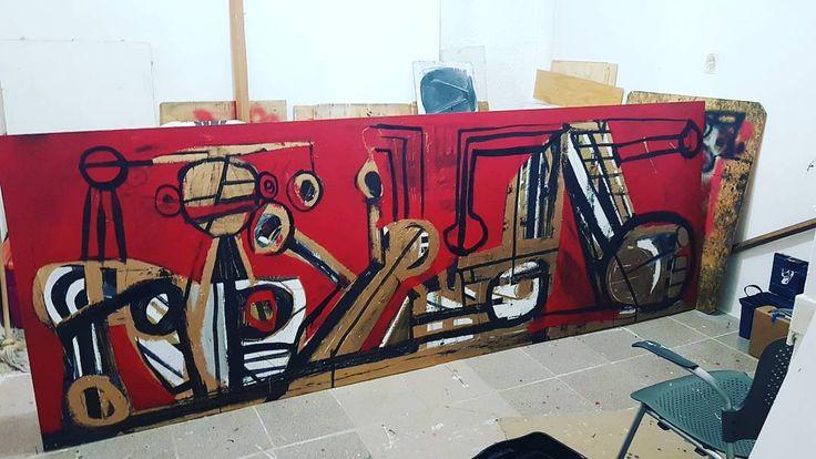#artiststudio #artstudio #contemporaryartist #contemporaryartgallery #artgallery #studioart #studioart #painting #artpainting #arteaga #artoftheday