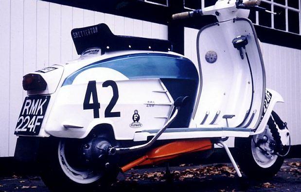 Lambretta SX200 !