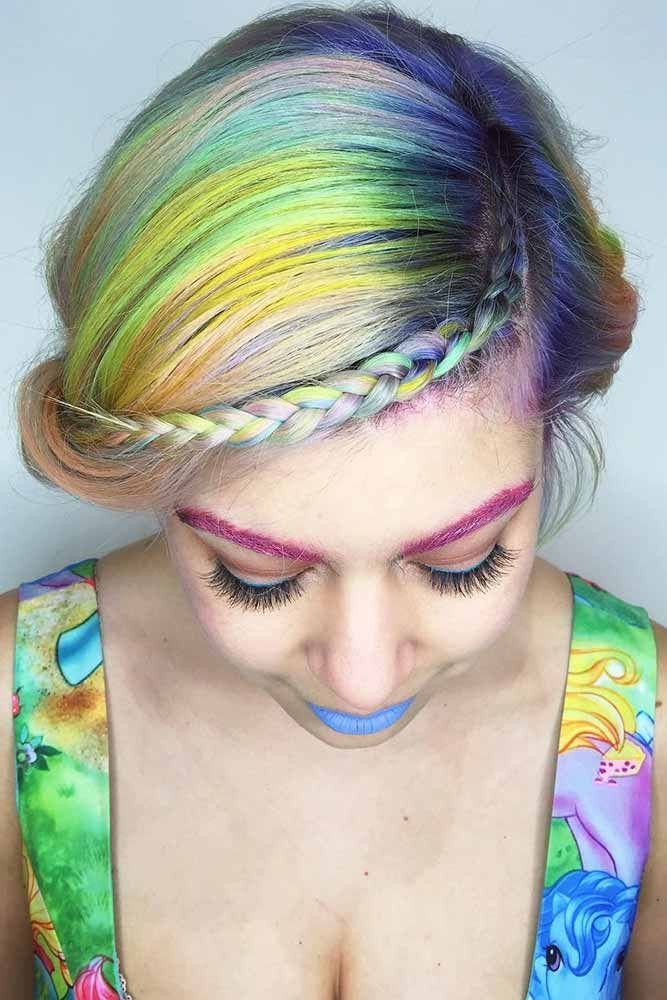Quick and Simple Braids for Medium Hair picture1