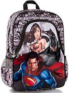Batman V Superman Backpack The Also Shows Wonder Woman - http://www.thlog.com/batman-v-superman-backpack-also-shows-wonder-woman/