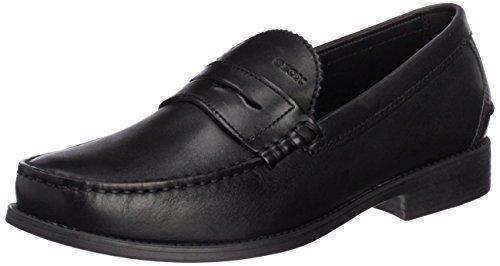 Oferta: 99.9€ Dto: -27%. Comprar Ofertas de Geox U DAMON B Mdamon2 - Zapatos de cuero para hombre, color negro, talla 42.5 barato. ¡Mira las ofertas!
