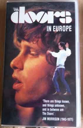 13. The Doors - In Europe