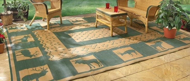 Large Patio Rugs